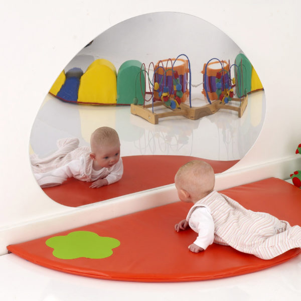 Nursery Mirror & Mat Set (400 module) M3062
