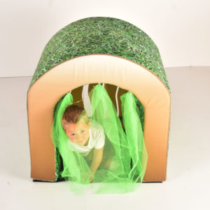 Sensory Tunnel (Giant 800mm) N6511 Grass