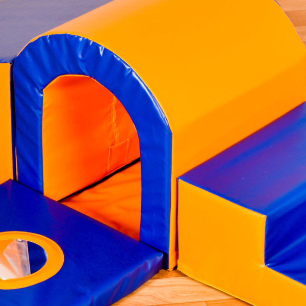 Soft Play Tunnel (Spaces4kids 400 module) T1001