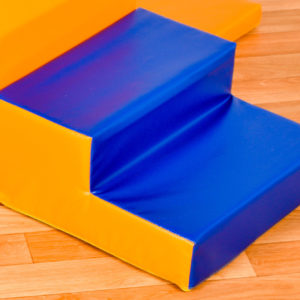 Soft Play Steps (Spaces4kids 400 module) T1003
