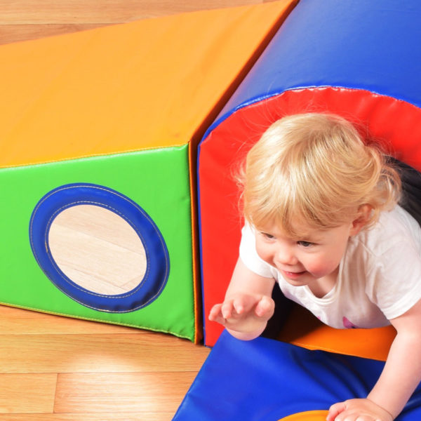 Soft Play Slide (Spaces4kids 400 module) T1005