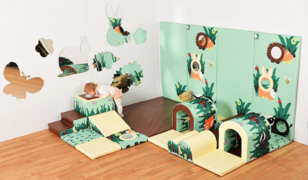 Toddler Explorer Corner Woodland C1002