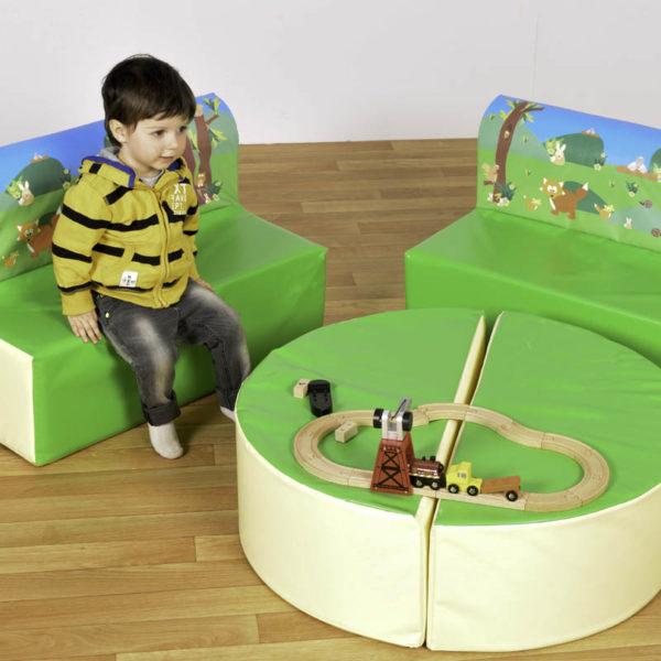 Soft Seating: 250mm sets: Woodland