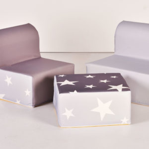 Soft Seating: Toddler Set: 200mm