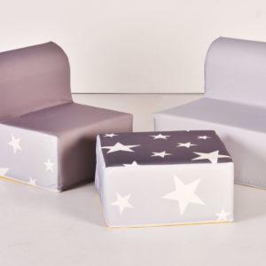 Soft Seating: Toddler Set: 200mm