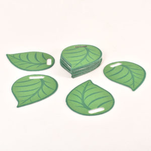 Sit Pads: Set of 16 Leaves