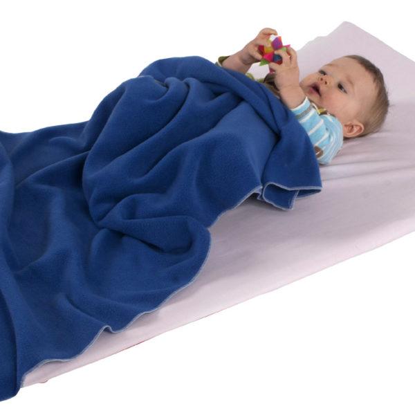 Rest/Sleep Mat Fleece Blankets (fitted): Pack of 6 Q3000/FLEECE