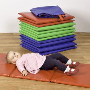 Rest/Sleep Mat (Folding): Set of 6 H3000