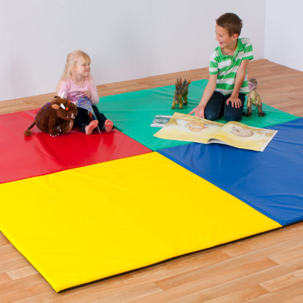 Activity Mat 1.2m Sq. Extendable Mat 400 (25mm thick) H3058/EXT