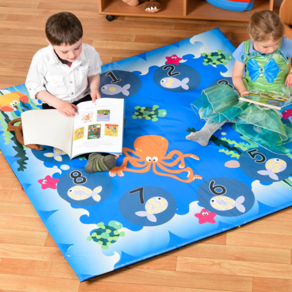 Activity Mats Themed (1470mm sq): SELECT FROM 8 DESIGNS H3036