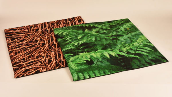 Nature Trail Padded Mats (for outdoors & indoors) H6509 Twigs