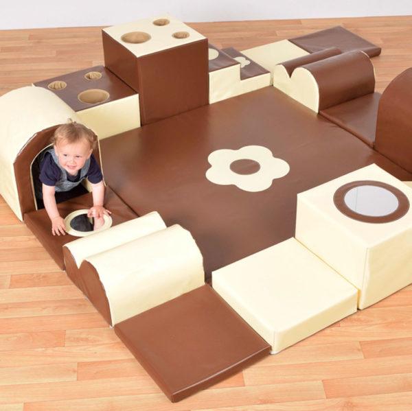 Woodland Explorer Soft Play Set (400 module) N1033