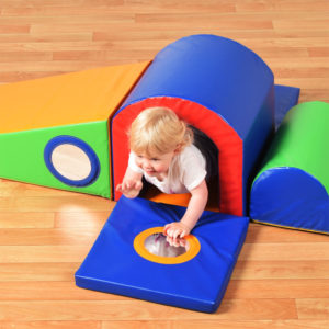 Toddler Up & Over Soft Play Set (400 module) N1051