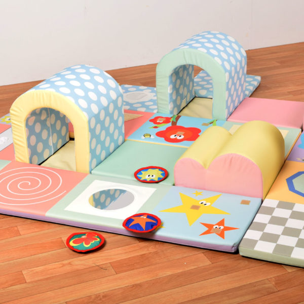 Sensory Mat & Toddler Tunnels C1006