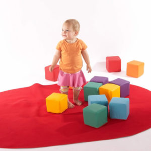 Baby & Toddler Soft Play Building Bricks T1209