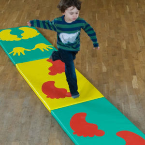 Activity Mat for soft play 1.2m x 600mm x 40mm thick (single) H5004