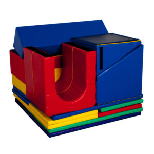 0 600 Toby's Tumble-Time Centre (with storage sacks) T5021W