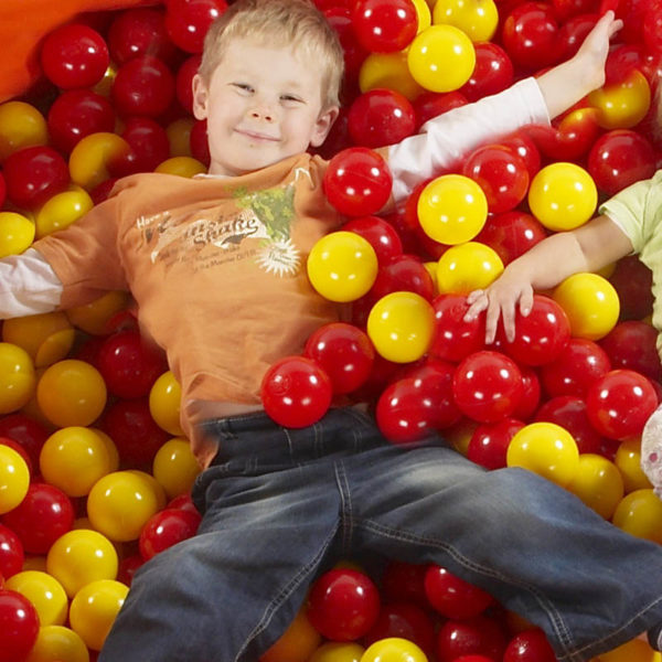 Softplay Ballpool Balls (Carton of 250) TB250