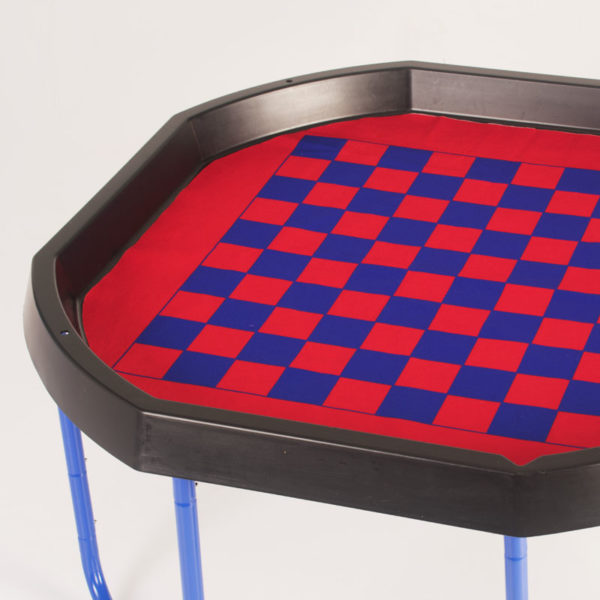 Tuff Tray Play Tray Double-sided Insert: Exploring Games & 1 - 100 W1006